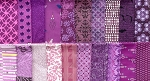 Plums Fat Quarter Bundle