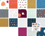 Double Dutch Fat Quarter Bundle