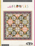 Wild Flowers Quilt Kit featuring Indie Boheme
