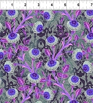 Pastiche Purple Bachelor Buttons