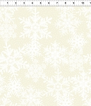 Winter Twist Snowflakes Cream