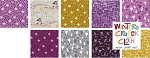 House of Hoppington Cloud Fat Quarter Bundle