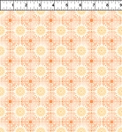 Treasures of Nature Floral Tonal Peach