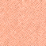 Architextures Crosshatch Creamsicle