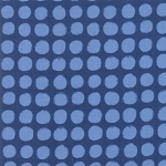 Breeze Big Dots Indigo