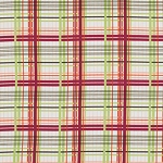 Bridgette Lane Cherry Plaid