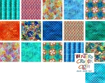 Calypso Fat Quarter Bundle