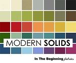 Modern Solids by In the Beginning Fabrics