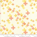 Modern Background - Colorbox Pluses Porcelain Clementine