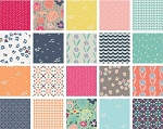 Curiosities Fat Quarter Bundle