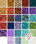 Floragraphix V Fat Quarter Bundle