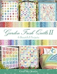 Garden Fresh Quilts 2 Book featuring Garden Delights 2
