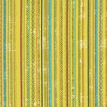 Garden Project Stitched Stripes Pear