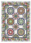 Haven Kaleidoscope Multicolor Quilt Kit