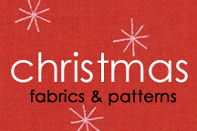 christmas fabrics and patterns