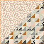 Home Living Room Cream Quilt Kit