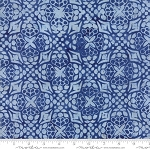 Longitude Batik Tonal Royal Blue
