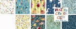 Mermaids and Unicorns Fat Quarter Bundle