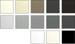 Modern Solids Neutrals Half Yard Bundle