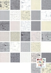Modern Background - More Paper Fat Quarter Bundle