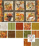 Our Autumn Friends Fat Quarter Bundle