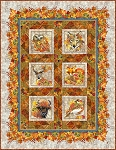 Our Autumn Friends Quilt Pattern