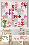 Red Geese Quilt Pattern