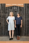 Fen Shirt & Dress Pattern