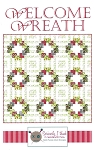 Welcome Wreath Quilt Pattern
