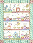Tea Time Applique Quilt Pattern
