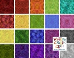 Rainbow of Jewels Fat Quarter Bundle