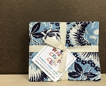 Remix Fat Quarter Bundle BLUE 18
