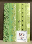 Remix Fat Eighth Bundle GREEN 13
