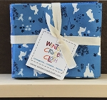 Remix Fat Quarter Bundle BLUE 15