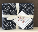 Remix Fat Quarter Bundle BLUE 19