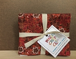 Remix Fat Quarter Bundle RED 15