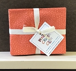 Remix Fat Quarter Bundle ORANGE 13