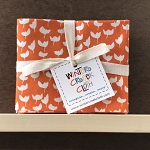 Remix Fat Quarter Bundle ORANGE 11
