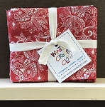Remix Fat Quarter Bundle RED 13