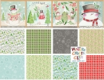 Snow Fun Fat Quarter Bundle