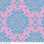 Splendor Damask Blue