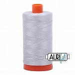 Aurifil Dove Grey Cotton 50wt Thread