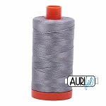 Aurifil Grey Cotton 50wt Thread