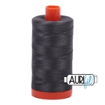 Aurifil Pewter Cotton 50wt Thread