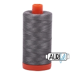 Aurifil Grey Smoke Cotton 50wt Thread
