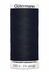 Gutermann Black Sew-All Polyester Thread