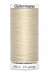 Gutermann Cream Sew-All Polyester Thread
