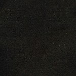 Wool Fat Quarter Black Solid