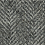 Wool Fat Quarter Ecru Herringbone