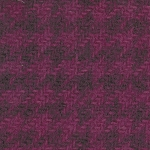 Wool Fat Quarter Grape Houndstooth